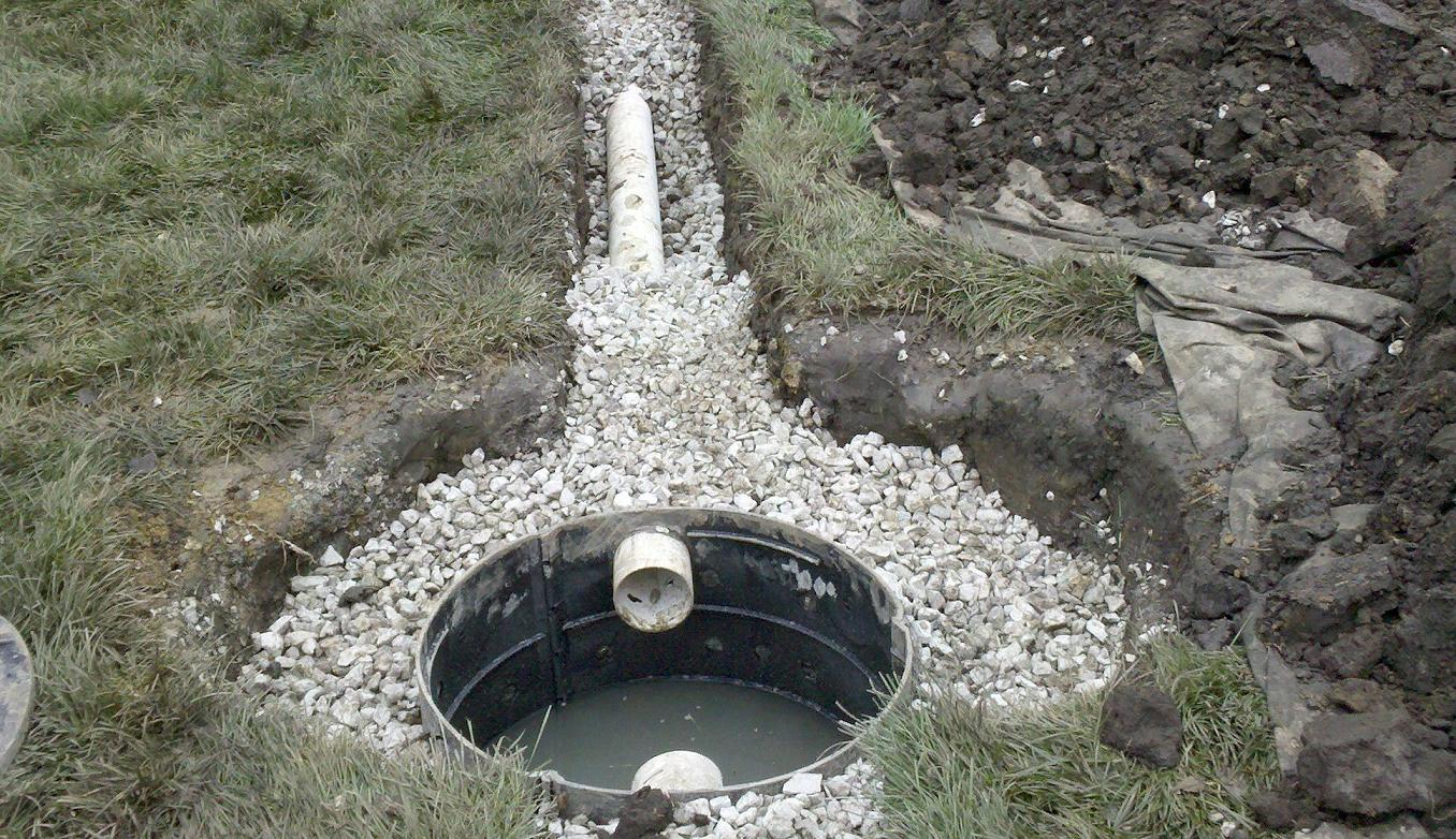 drainage dry well irrigation tech rochester ny drainage catch
