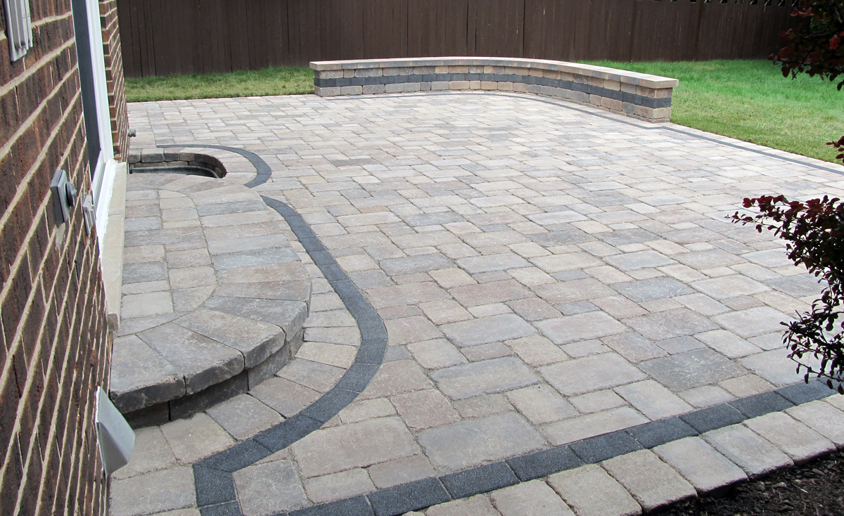 Gallery of Patios and Retaining Walls