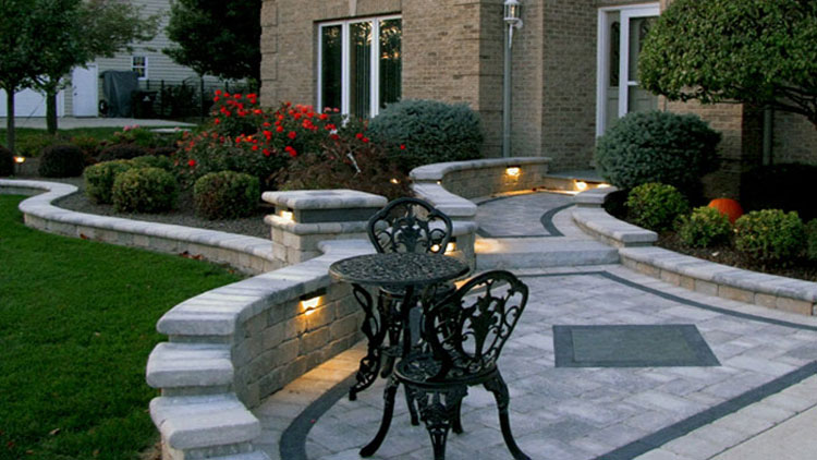 Undercove Hardscape Lights