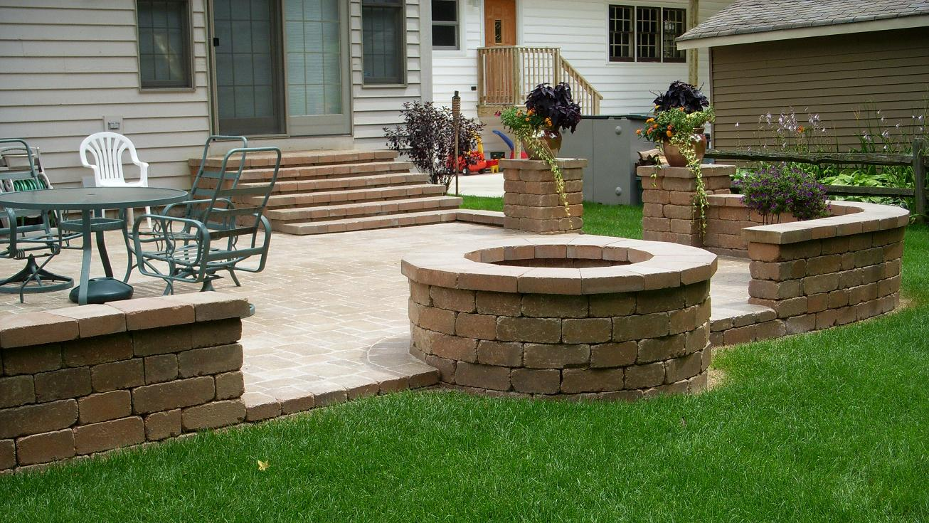 Brick Patio Wall Designs epic patio walls ideas with small home interior ideas with patio walls ideas Gallery Of Patios And Retaining Walls