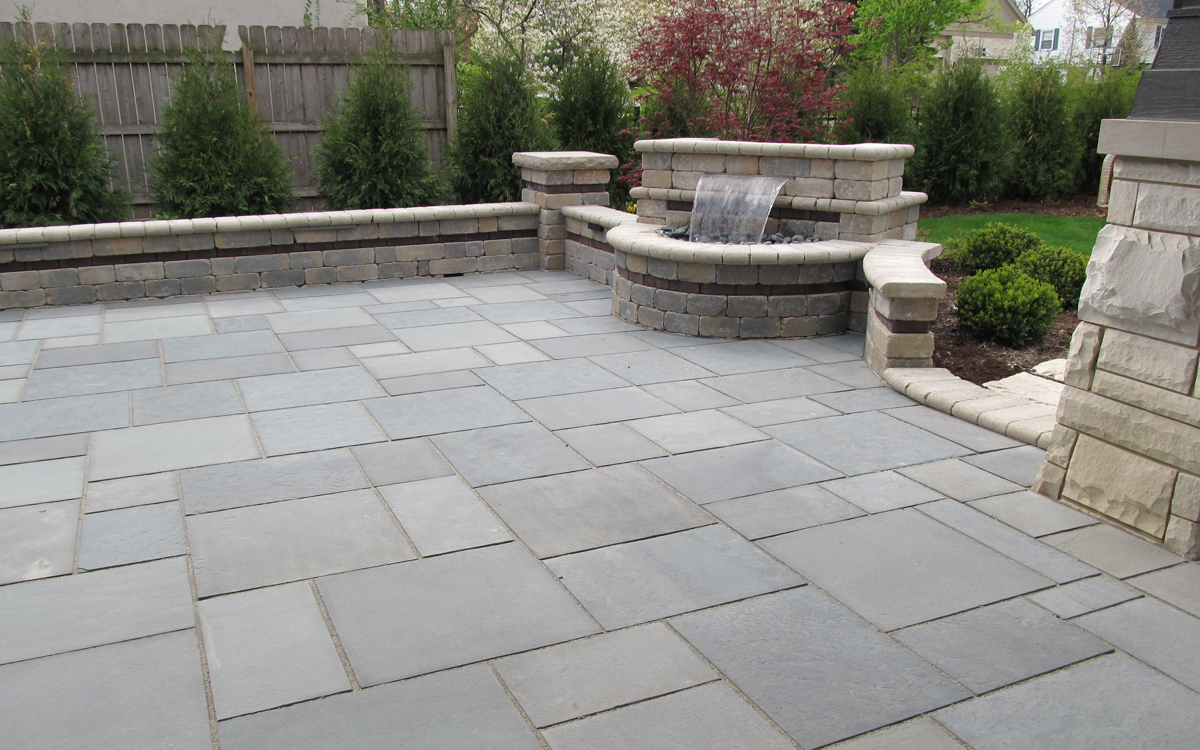 Captivating Gallery Of Patios And Retaining Walls