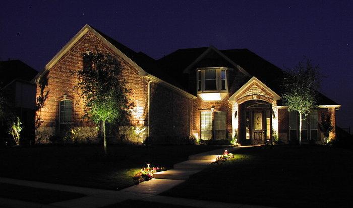 Gallery of outdoor lightings unique outdoor lighting aloadofball Image collections